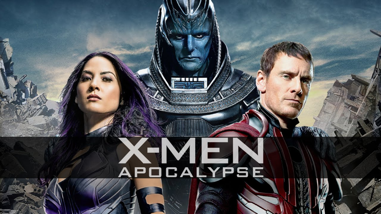 X-Men: Apocalipsis – Trailer final español