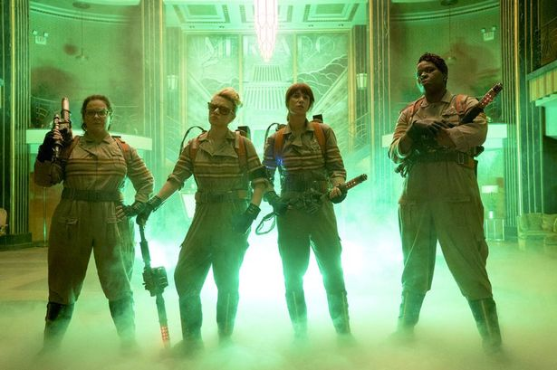 Trailer final de #Ghostbusters (Remake)