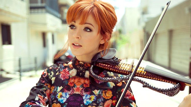 The Arena – Lindsey Stirling #TemitaDelViernes