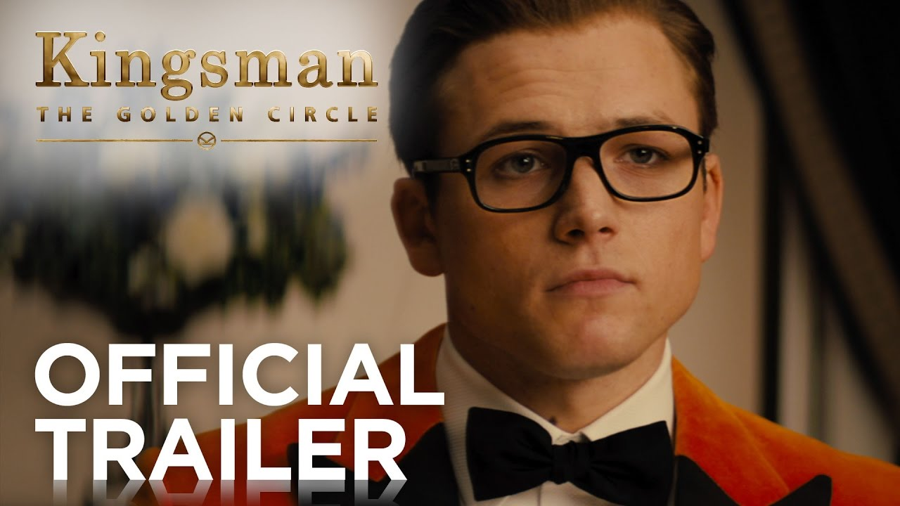 Kingsman: The Golden Circle – Tráiler oficial