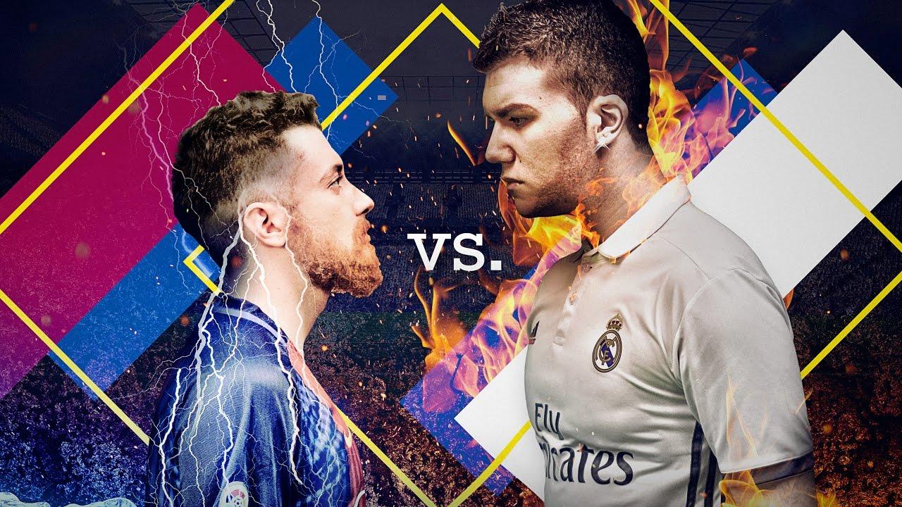 [Batalla de Rap] Cristiano Ronaldo vs Leo Messi