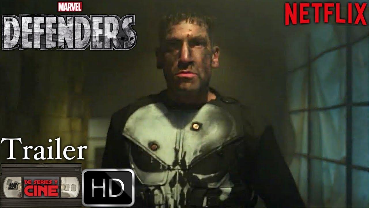 Stan lee presenta a THE DEFENDERS en el nuevo tráiler