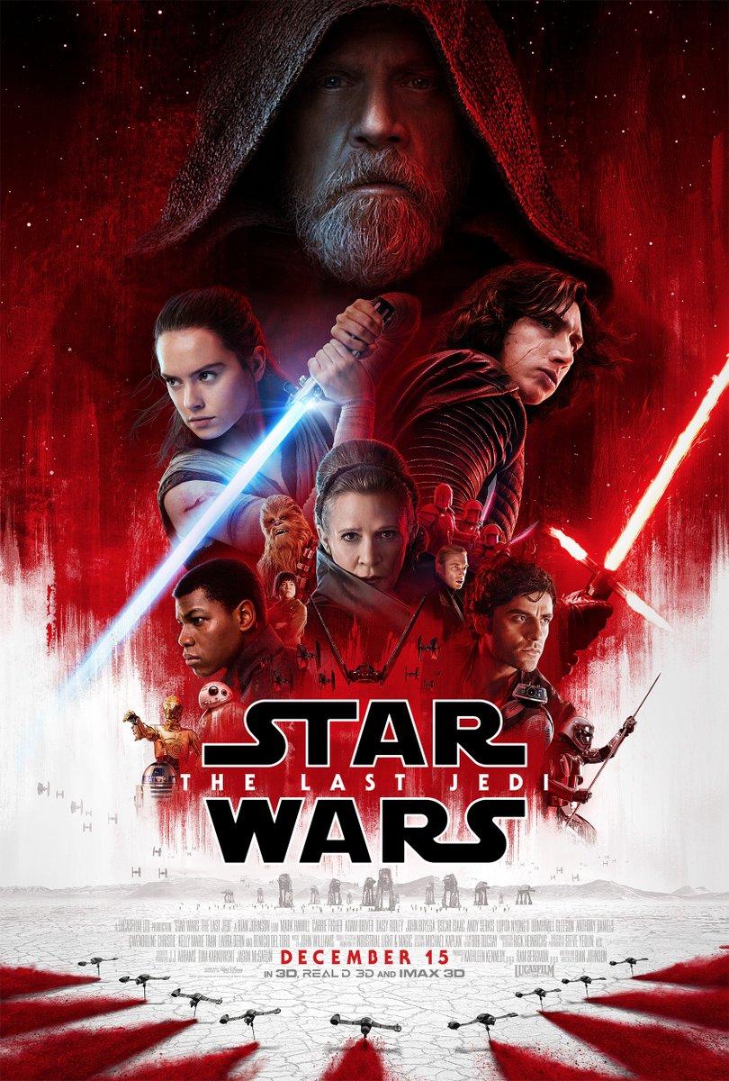 Star Wars: Los Últimos Jedi – Nuevo Tráiler Oficial en español (y póster) #TheLastJedi