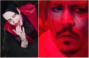 Kill4me Marilyn Manson Johnny Depp