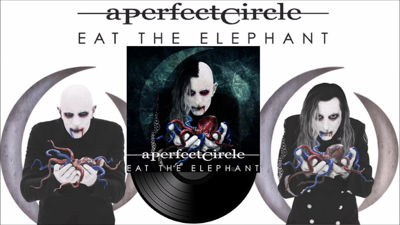 Nuevo disco de 'A Perfect Circle': Eat The Elephant #TemitaDelViernes