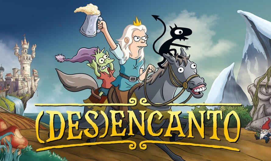 Desencanto, nueva temporada ya en Netflix
