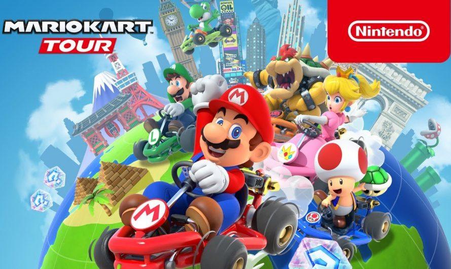 Mario Kart Tour para móviles ya está disponible