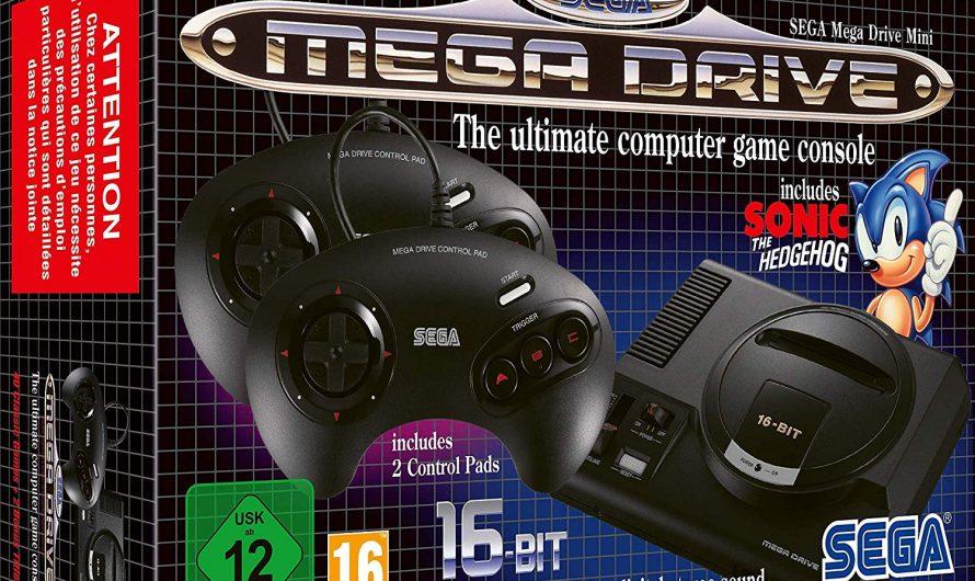 ¿Fan de los juegos retro? Ha llegado la Mega Drive Mini