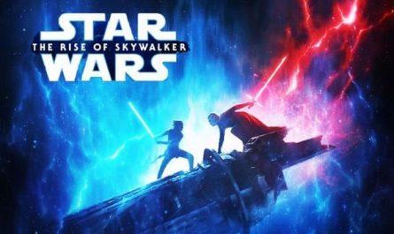 Star Wars: The Raise of Skywalker