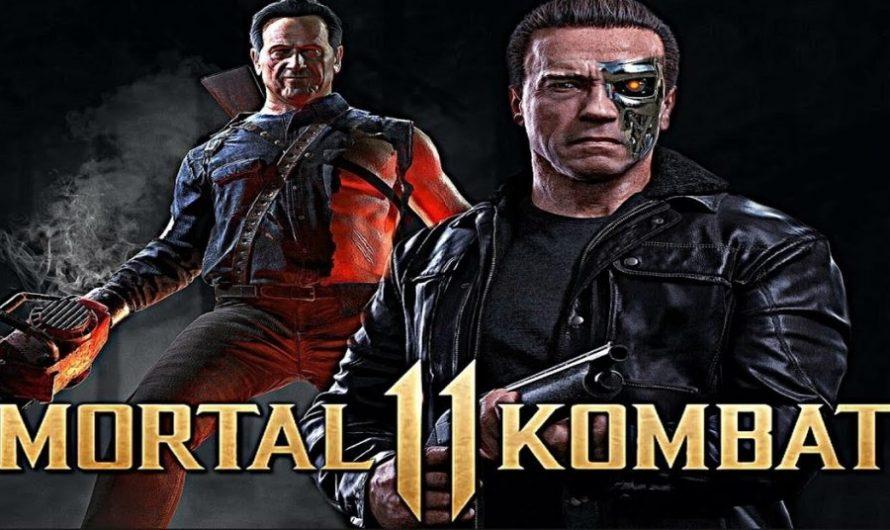 ¿Terminator repartiendo en Mortal Kombat? Pues sí, en este gameplay