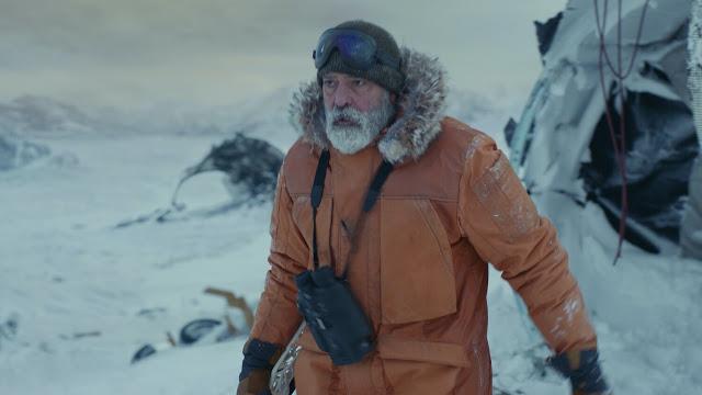 Tráiler del drama postapocalíptico de George Clooney THE MIDNIGHT SKY