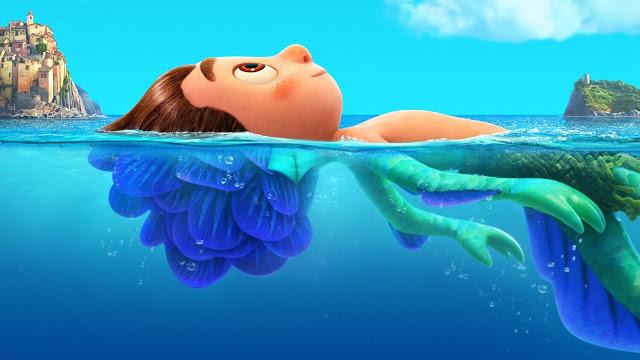 Encantador primer tráiler y póster de la nueva película de Pixar, LUCA