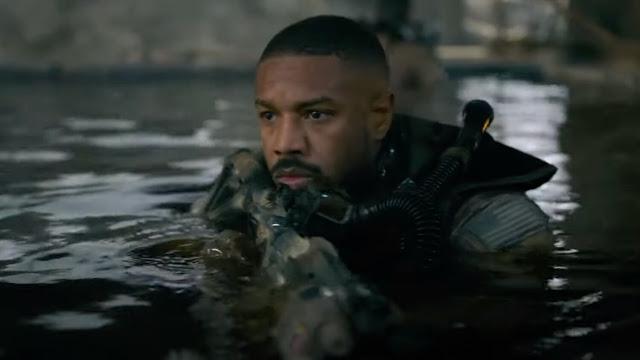 Intenso tráiler de Thriller de acción Without Remorse de Tom Clancy protagonizado por Michael B. Jordan