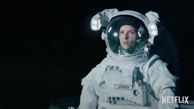 Tráiler del thriller de supervivencia espacial de Netflix STOWAWAY con Anna Kendrick y Toni Collette