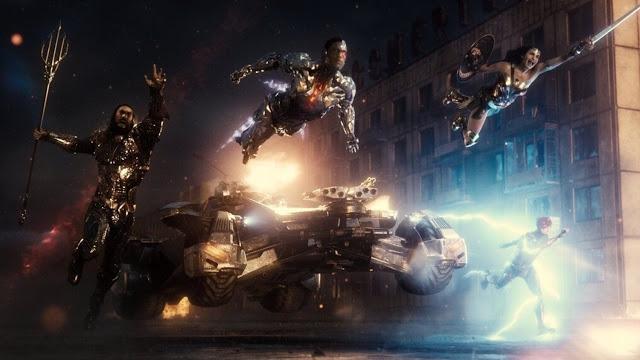 Tráiler final épico y anuncio promocional para JUSTICE LEAGUE de Zack Snyder