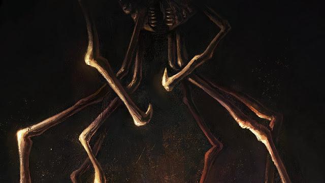 Una criatura parecida a una araña aterroriza a una pequeña localidad en el tráiler de THE ARBORS