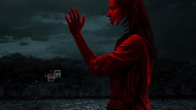 Tráiler de la película de terror espeluznante y única THE NIGHT HOUSE protagonizada por Rebecca Hall
