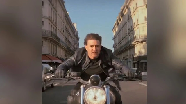 Bruce Campbell reemplaza a Tom Cruise en Groovy MISSION: IMPOSSIBLE Deepfake Video