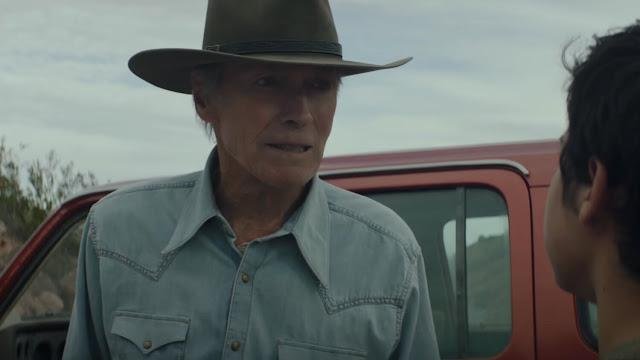Tráiler y póster oficial del drama de Clint Eastwood CRY MACHO